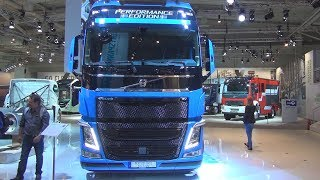 Volvo FH 540 I-Shift Dual Clutch 4x2 Performance Edition Tractor Truck (2017) Exterior and Interior