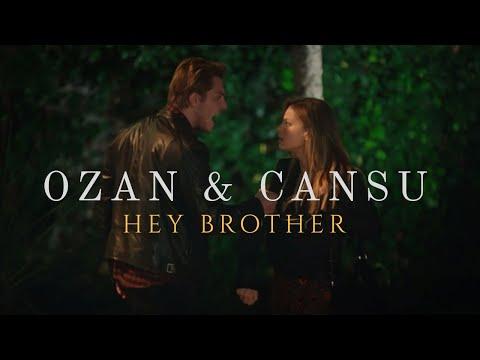 Shinkur Leboch Drama on kana TV •Cansu & Ozan• |Hey Brother|