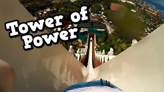 download lagu Siam Park - Tower Of Power Slide Through Shark gratis