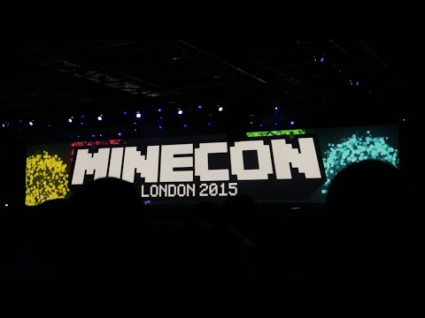 Minecon London 2015 | Porkchop Media