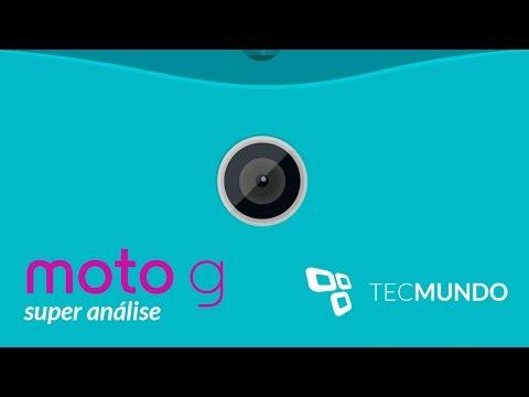 Novo Moto G [Análise] - TecMundo