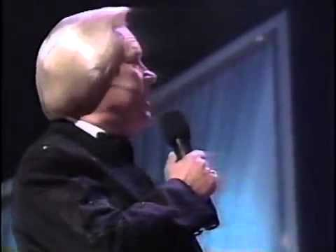 George Jones - I Don't Need Your Rockin Chair (All Star Performance)