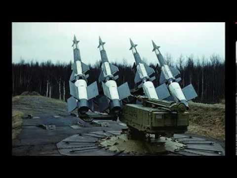 Военные, армейские песни - ПВО-войска