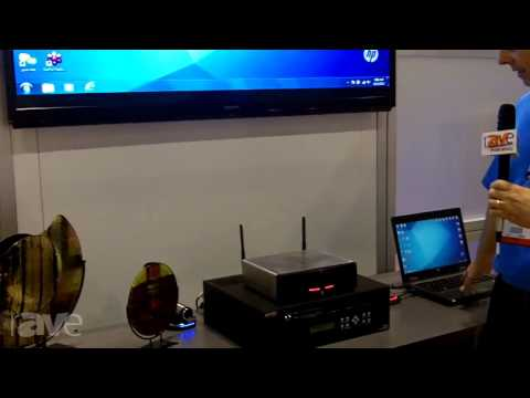 InfoComm 2013: ALMO Presents Barco Click Share System