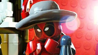 Deadpool Mission 7 - Mysterio vs Magneto | LEGO Marvel Collection