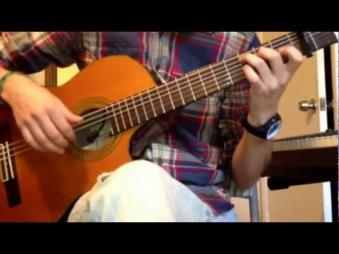 Outkast - Hey Ya (guitar fingerstyle) by Pablo Jara