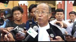 DVB - ဦးကုိနီ လုပ္ၾကံခံရမႈမွာ ထပ္တုိးတရားခံ ၃ ဦးနဲ႔ နဂါးေလး ကုိပါ သက္ေသထည့္သြင္းသြားမည္