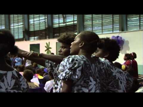 Waves of Youth - The Youth Conference in Vanuatu