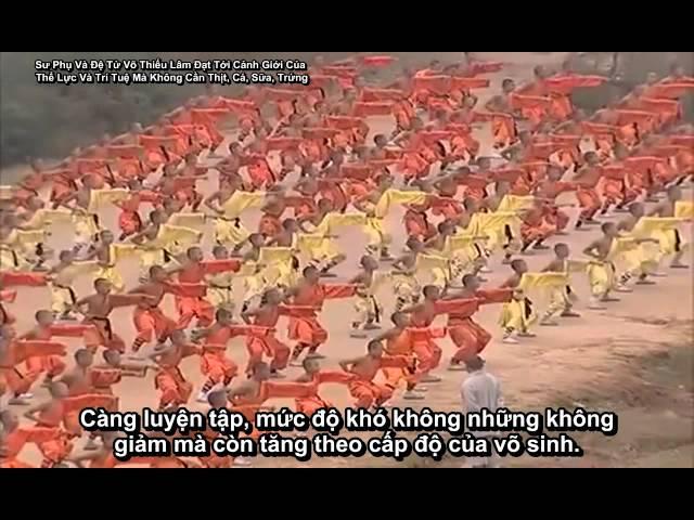 Su Phu Va De Tu Vo Thieu Lam Dat Toi Canh Gioi Cua Tri Tue Va The Luc Ma Khong Can Thit, Ca, Sua, Tr