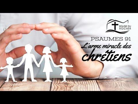 L' arme miracle des chrétiens - Culte 12/09/2021- EDR