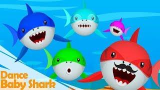 Baby Shark Dance   Nhac thieu nhi hay cho be