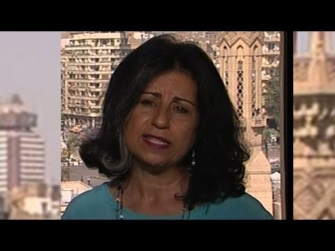 Ahdaf Soueif: Amidst Egypt's Bloodshed,