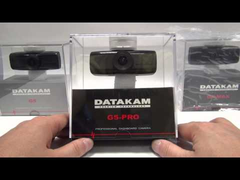 Новая линейка премиум видеорегистраторов DATAKAM G5 | Видеорегистраторы с антирадаром СПИДКАМ