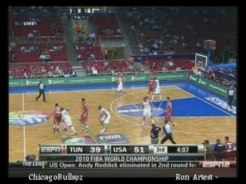 Team USA 2010 - FIBA World Championship
