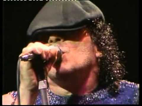 IAN DURY AND THE BLOCKHEADS: SEX AND DRUGS AND ROCK N ROLL live