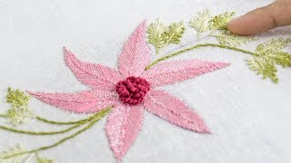 Hand Embroidery Creative Ideas for Clothes by HandiWorks