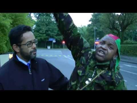 Le Front Uni de la diaspora camerounaise sème le trouble à  l'hôtel Intercontinental de Genève