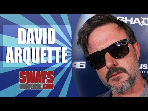 David Arquette Talks Purchasing Strip Clubs, TV Moving to the Web, His Graffiti Past & 'Cleaners'