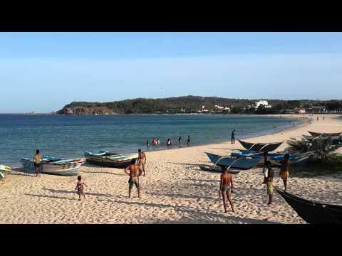 Fun at Trincomalee Beach(1)