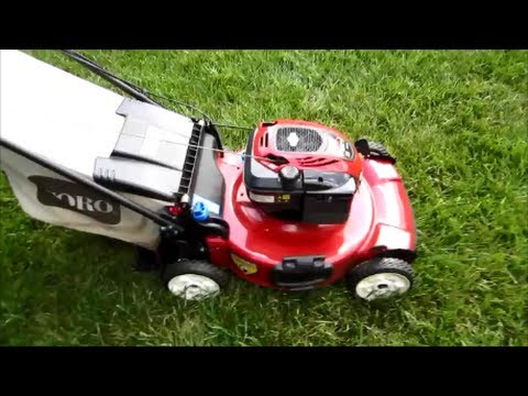 Toro Personal Pace Lawn Mower Model 20332 Broke Won T