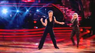 Ola and James Jordan's Rumba from 28.11.10 in HD
