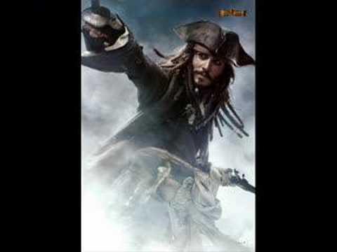 Pirates Of The Carribean Theme video