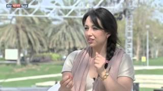 حوار مع الفنانة الجزائرية مليّا سعدي