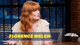 Download Lagu Florence Welch Was in a Band Called the Toxic Cockroaches Gratis STAFABAND