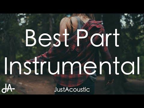 Best Part - Daniel Caesar ft. H.E.R. (Acoustic Instrumental) MP3