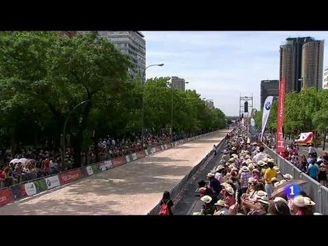 El Paseo de La Castellana se convierte en Hipódromo - Madrid