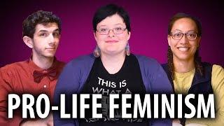 Catholics Talk About Pro-Life Feminism