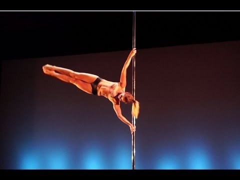 Karry Summers- Miss Pole Dance New Zealand 2013