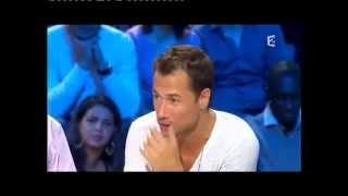 Stéphane Rousseau - On n'est pas couché 18 septembre 2010 #ONPC