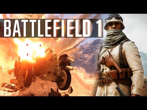 Battlefield 1 - АЛЕКС И БРЕЙН (Open Beta)