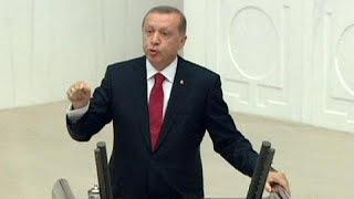 Türkiye'den Rusya'nın Suriye'deki Operasyonlarına Tepki