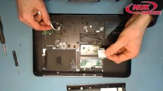 Замена модуля Wi Fi в ноутбуке HP ProBook 430 G3. Ремонт ноутбука