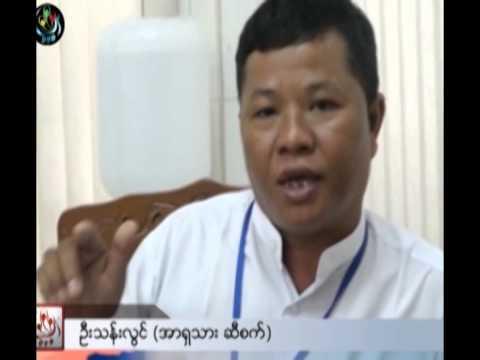 DVB -29-10-2014  ပဲႏွမ္း ကုန္စည္ဒိုင္ေစ်းကြက္