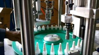 JAPON DOLUM MAKİNESİ - SUPER GLUE FILLING MACHINE
