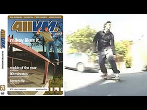 Van Wastell 411VM #63 Mikey Taylor Issue 2004 Better Quality