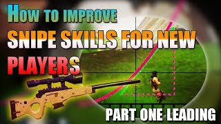 How to Snipe 101 Guide: Leading For New and Experienced Players (Fortnite Battle Royale)