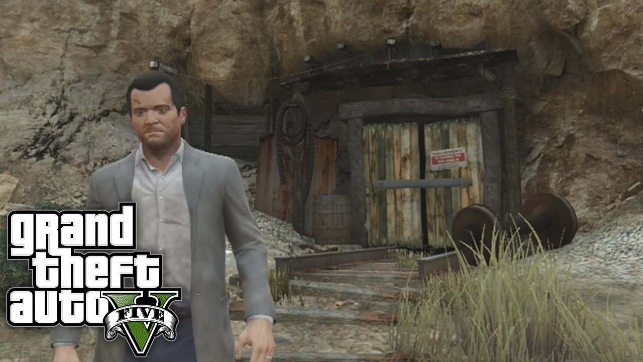 Cave Location Gta v Gta 5 Secret Locations New