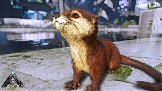 OTTER DINO PALING BANYAK DI REQUEST (LUCU) 😍😍😍|| ARK SURVIVAL EVOLVED EXTINCTION INDONESIA EPS.24