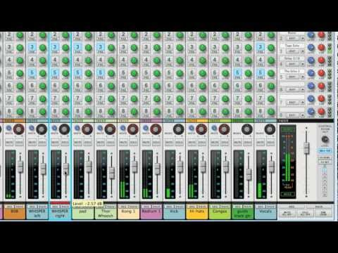 How to Record a Song - Part 6: Mixing and Mastering