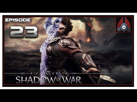 Let's Play Middle-Earth: Shadow Of War With CohhCarnage - Episode 20