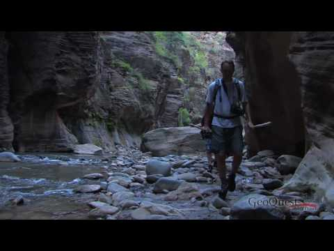 Zion Narrows HD - Top to Bottom