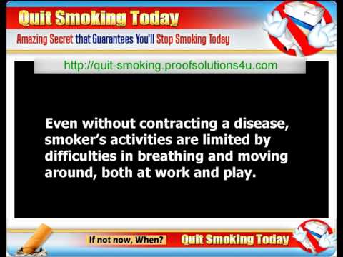 What Are The Health Effects Of Smoking