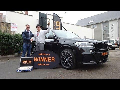 Winner! Week 45  2015 - BMW X5 xDrive 30d M-Sport  plus £10,000 cash! Win Your Dream Car!