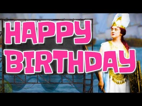 Happy Birthday Opera - Getting Drunk Aria