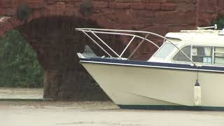 Boating Mishap - A Bad Day's boating