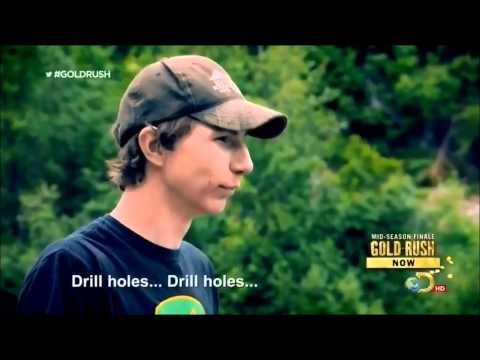 Tony Beets: Drill Holes !